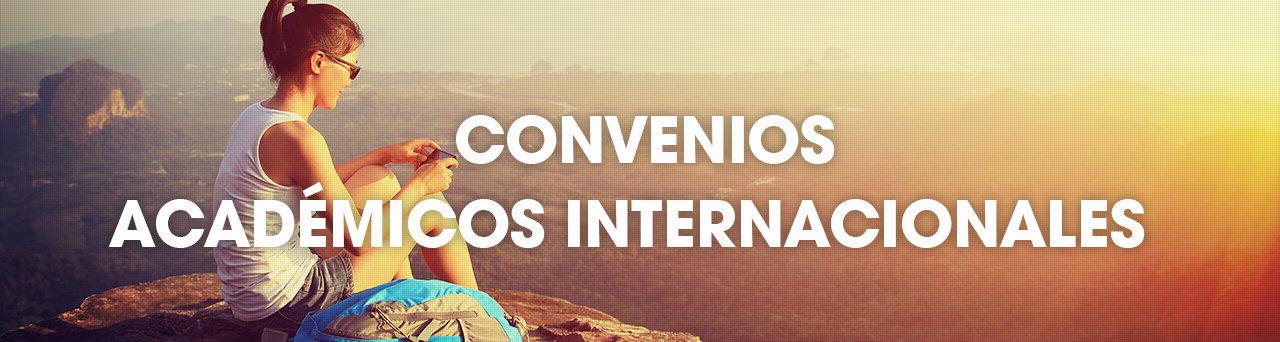 Convenios Académicos Internacionales
